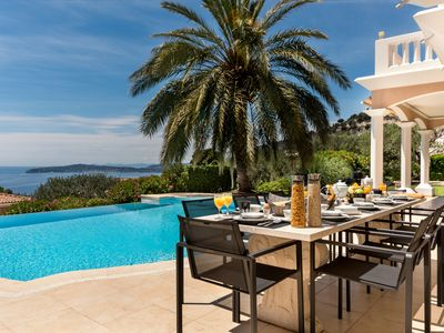 Photo for Villa Monaco - 5* Luxury Paradise , heaven on earth with Bentley Limo and staff