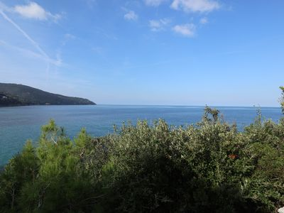 Photo for Villa Spartaia with sea access and views