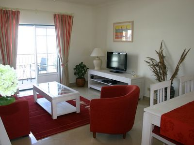 Photo for 500m to beaches, great sea views, wonderful apartment, family friendly resort
