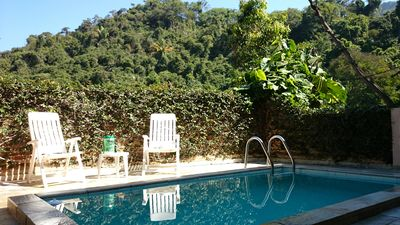 Photo for 10 people comfortably! Near the best of Rio! Charming home! Swimming Pool!View!