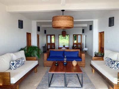 Photo for Kotch Oceanfront Two Bedroom Villa in Treasure Beach