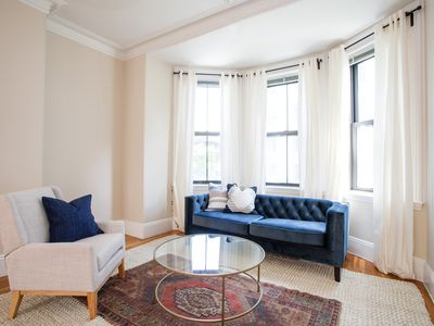 Photo for Sunny 2BR in Back Bay by Sonder