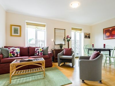 Photo for 3 bed 2 bath apartment in the heart of Chelsea