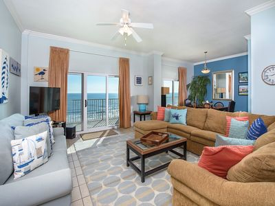 5 Star Beach Penthouse - Best value Top Floor!!