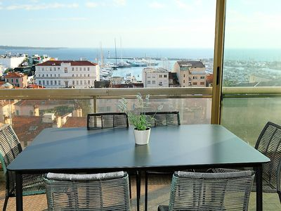 Photo for Apartment in the center of Cannes with Lift, Parking, Internet, Washing machine (142363)