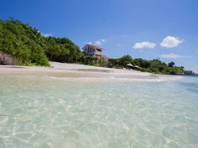 Photo for Enjoy your own private beach in this Amazing Luxury Beachfront property!!!