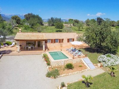 Photo for Finca Can Garrover - priv. Pool, 2 bedrooms, WiFi, large plot