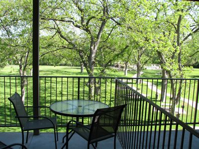 Luxurious Condo on the Guadalupe River in New Braunfels