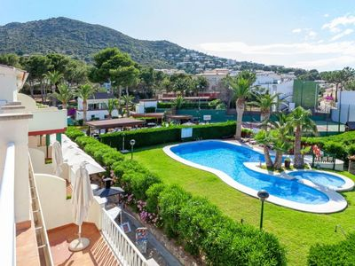 Photo for Apartment Palmiers I in Llançà - 4 persons, 1 bedrooms
