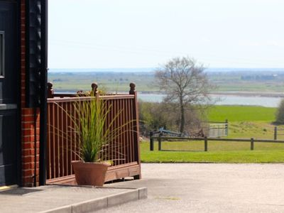 Photo for Farm Stay apartment with Vineyard tours and wine tasting  and river views.