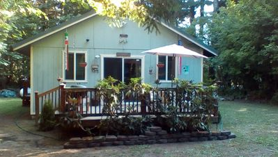 Photo for Cozy Cabin in Packwood w/ WiFi , HBO and RoKu.