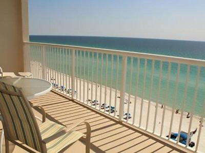 Photo for Oversize 2-Bed Condo - Comes with Beach Chairs!