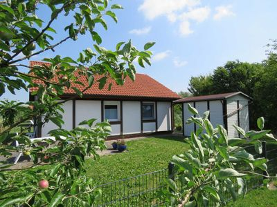Photo for Cottage Kogge - for 4 persons - pets allowed - Cottage Kogge in the holiday village Altes Land