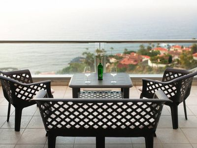 """Photo for """"Infinity Terrace"""": between the sky and the sea"""