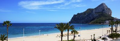 Photo for 3BR Apartment Vacation Rental in Calpe