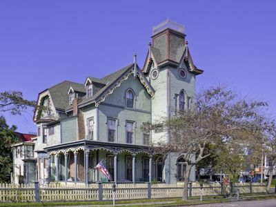 Photo for The Abbey (John B. McCreary), a Victorian Beach House Rental