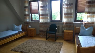 Photo for Apartment North Sea for 5 persons. 1 OG