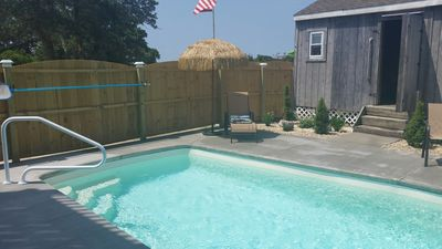 another view of inviting pool