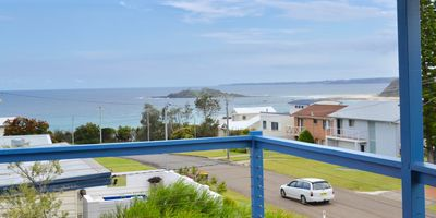 Photo for Surfers Delight Beach House has water views and pet allowed as yard fenced. WIFI.
