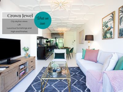 Photo for CROWN JEWEL DARLINGHURST - Two-bedroom designer apartment with city skyline views