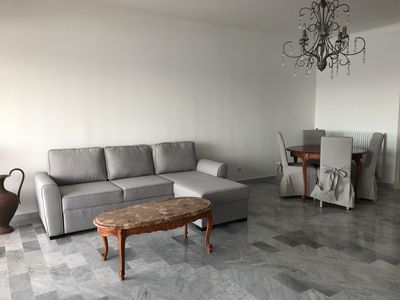 Photo for Apartment 4/6 person with panoramic view
