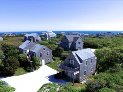 Photo for OCEAN VIEWS! Beautifully Renovated Home short walk to Secluded Beach