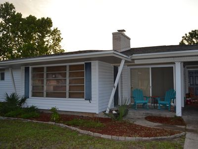 Photo for Classic PCB Family Friendly Home Right Off Front Beach Rd And Close To Pier Park