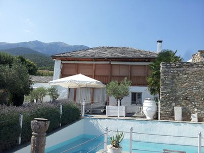 Photo for 4BR Villa Vacation Rental in Kavala