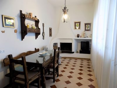 Photo for Spacious apartment among the trulli!