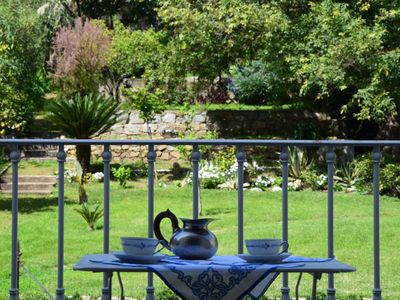 Photo for Apartment flowers and birds in AJACCIO