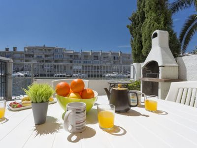 Photo for Vacation home Port Emporda in Empuriabrava - 8 persons, 3 bedrooms
