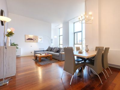 Photo for Luxury Central Angel 5 three bedroom apartment in Barcelona