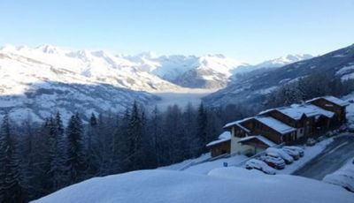 Photo for Les Coches / La Plagne: Completely renovated apartment at the foot of the slopes