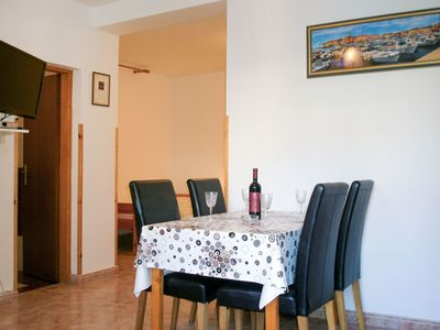 Photo for Nice apartment for 3 guests with WIFI, A/C, TV and balcony