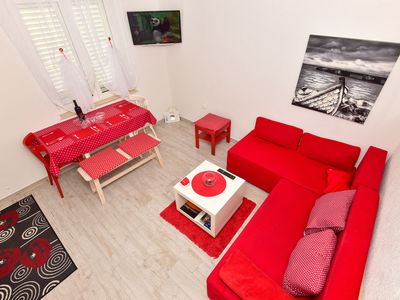 Photo for Apartments Bernarda (66331-A3) - Makarska