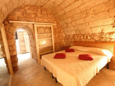 Photo for Vacation home Trullo Macchie LE07508591000007793 in Taviano - 4 persons, 1 bedrooms