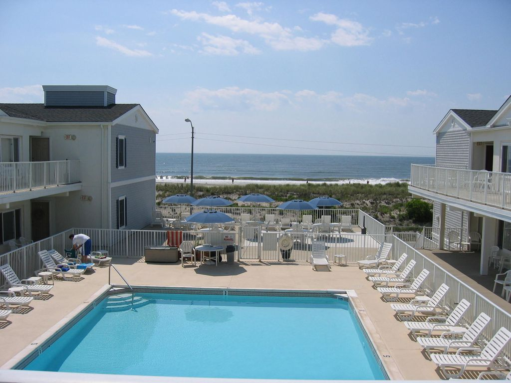 Ocean City New Jersey Beach Condo Rentals
