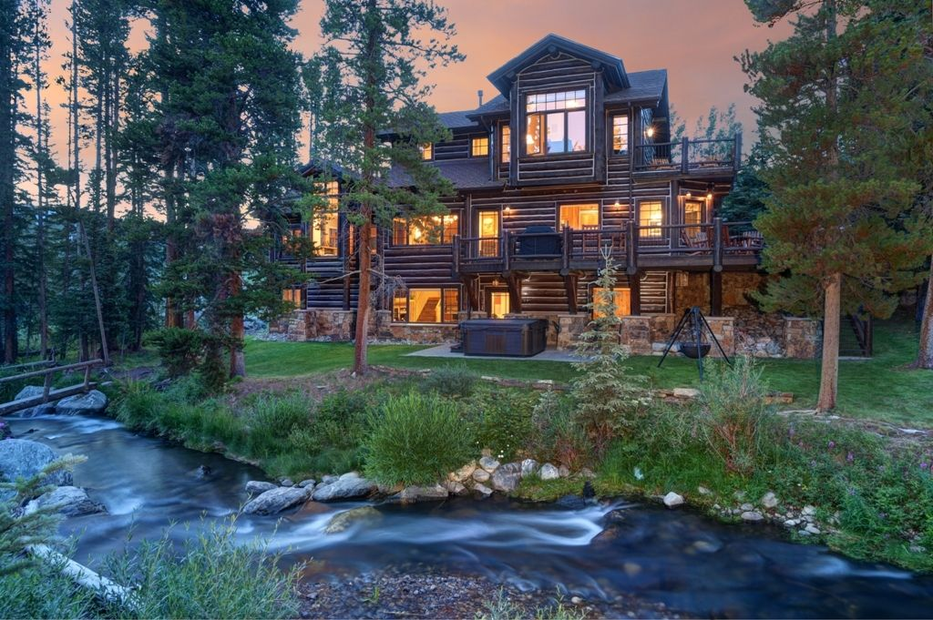 This is luxury colorado 3 king suites homeaway for Building a home in colorado