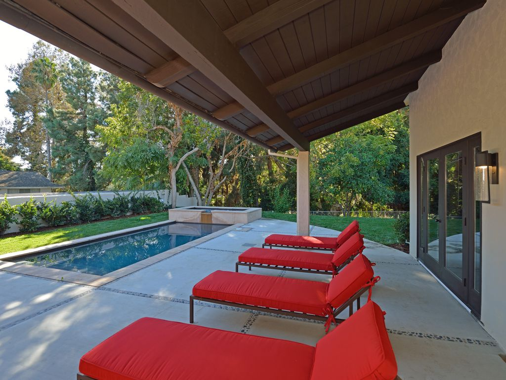 spring special monthly rental accepted hollywood hills spanish