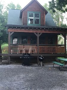 Photo for 4BR Cabin Vacation Rental in Blossvale, New York