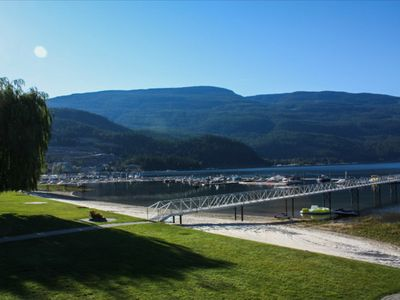 Photo for 3BR Condo Vacation Rental in Sicamous, BC