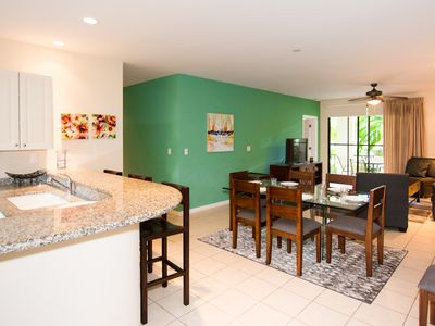 Photo for Pacifico L-401, ground floors, private 3 bedroom corner unit