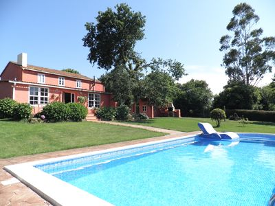Photo for Cozy farmhouse, 18 kms from Santiago de Compostela. SPA optional