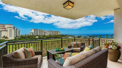 Photo for Supurb Newly Decorated ~Family Friendly KoOlina Villa~Amazing Ocean Views&Sunset