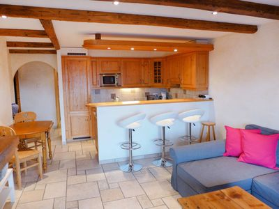 Photo for Apartment Le Chalet in Crans-Montana - 4 persons, 1 bedrooms