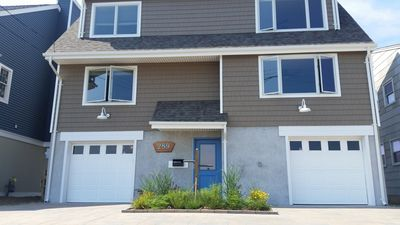 Photo for Sweet Escape- new waterfront 2 bedroom/1bath