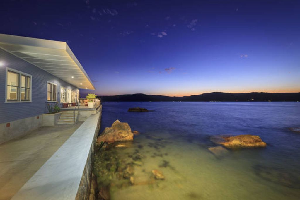 Barrenjoey Beach House Palm Beach