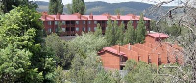 Photo for 2019 Dec23-27 3BR/2BA Ruidoso, NM resort sleeps up to 8 people