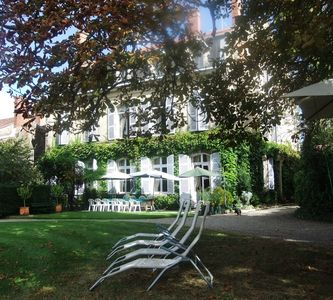 Photo for Loue pretty CHATEAU Gascony (swimming pool, jacuzzi)