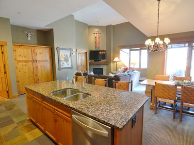 Photo for ★Oversized 2BR River Run Springs-Closest to Gondola-pool, waterslide, hot tubs★